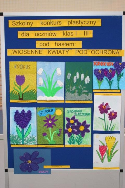 Wiosenne Kwiaty Pod Ochrona